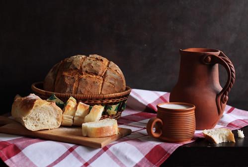 Bread And Milk