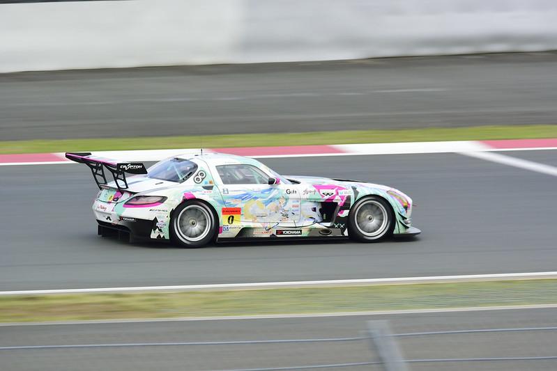 SUPER GT 2015 Rd.2 FSW