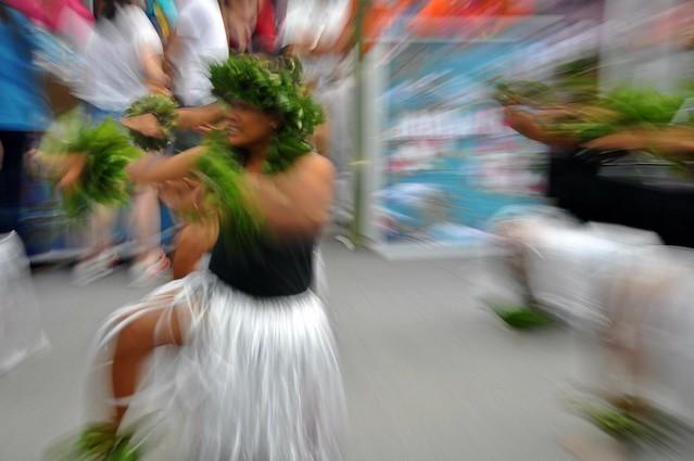 Zoomy Hula Dancer