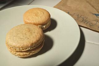 Ferry Plaza Farmers Market - Marla bakery macarons