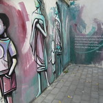 Italy - Campania - Salerno - Street mural