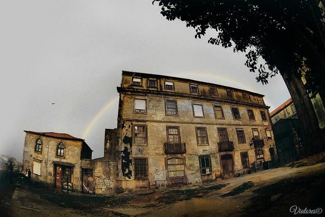 Rua da Vitória. Porto. Portugal