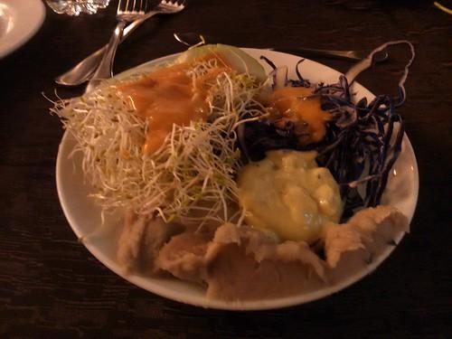 天母聖鑫歐法料理