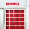 Wonder what goes on at the sambal lab #samballab #kl #malaysia #travel #iphoneonly