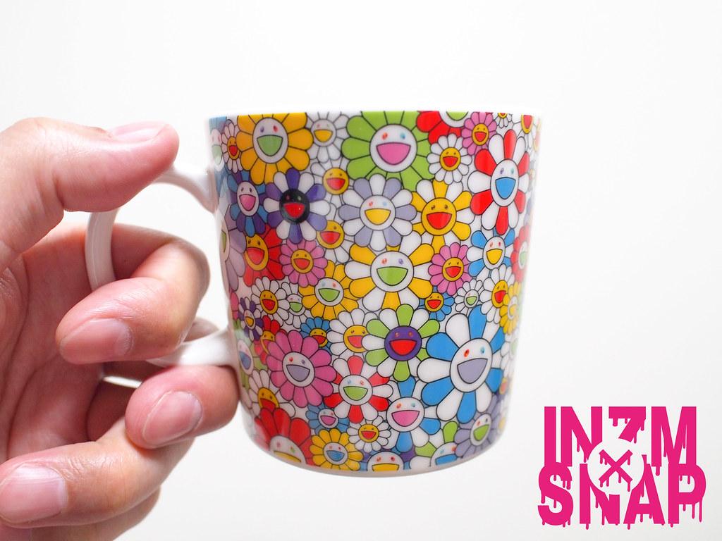 Takashi Murakami | Flower Mug