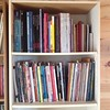 Unpacked all my sewing and quilting books. #books