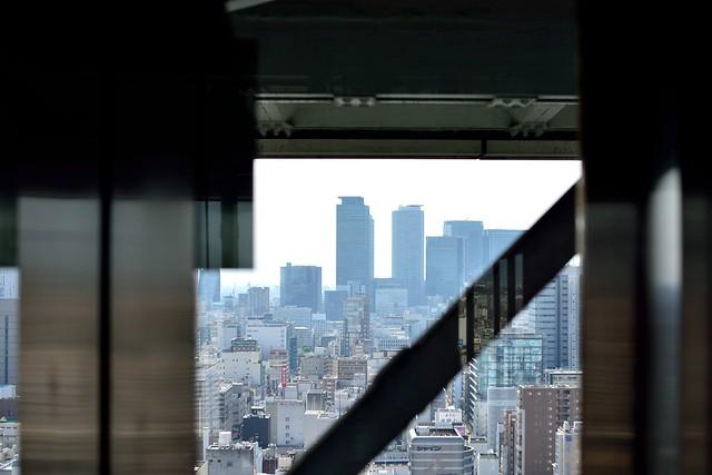 名古屋テレビ塔エレベーター