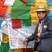 Pilgrim at Barkhor, Tibet 2015 by reurinkjan