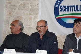 Gino Petroni lascia Schittulli