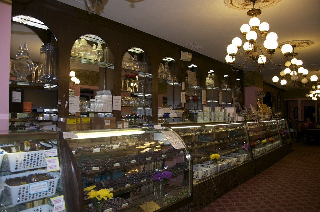 Govatos Chocolates Wilmington DE