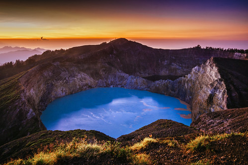travel lake flores tourism sunrise indonesia dawn volcano asia sony sigma wanderlust crater ntt 19mm a6000