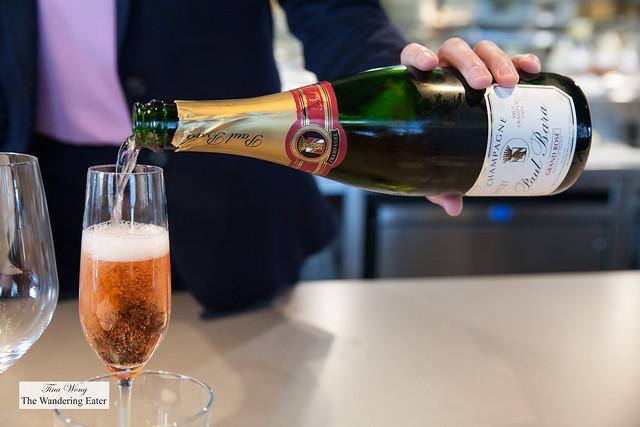 Champagne Paul Bara, Bouzy, Brut Rosé Grand Cru