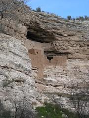 Sinagua Cliff Dwellings