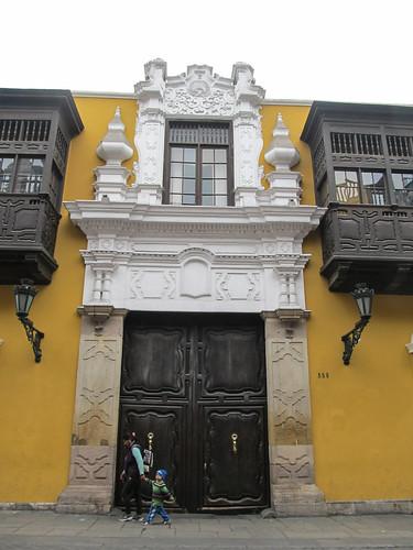 Lima: le centre historique et ses beaux palaces