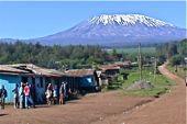 Besteigung Kilimanjaro Rongai-Route. Foto: Archiv Härter.
