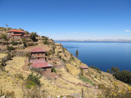Lac Titicaca: l'île de Taquile