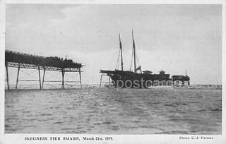 Skegness Pier (1919)