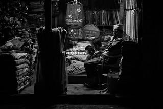 Street, Ilam Nepal