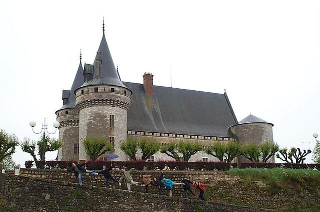 viaje 2001 castillos de loira