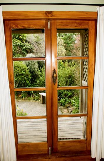 Front door of Unit 5, The Church 22 4 15 K55143