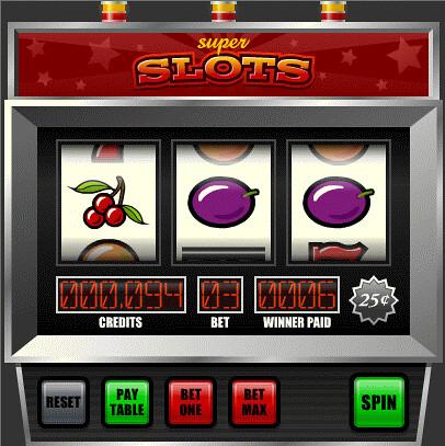 ความเป็นมาของ Slot Machine