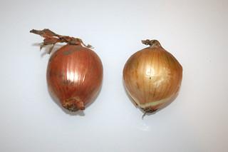 06 - Zutat Zwiebeln / Ingredient onions