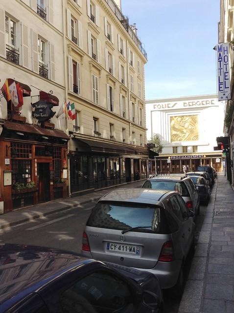 巴黎九區女子背包客棧(民宿) Epicantus Dorm