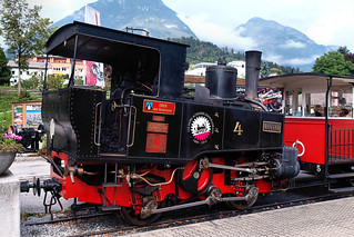A Achensee Bahn 4 Jenbach 09-09-2014
