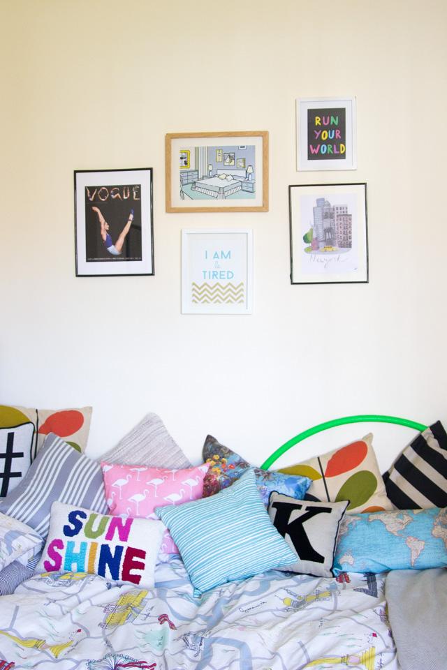 my rented bedroom decor ideas