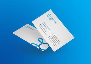 Business card Hong Phuc ICE