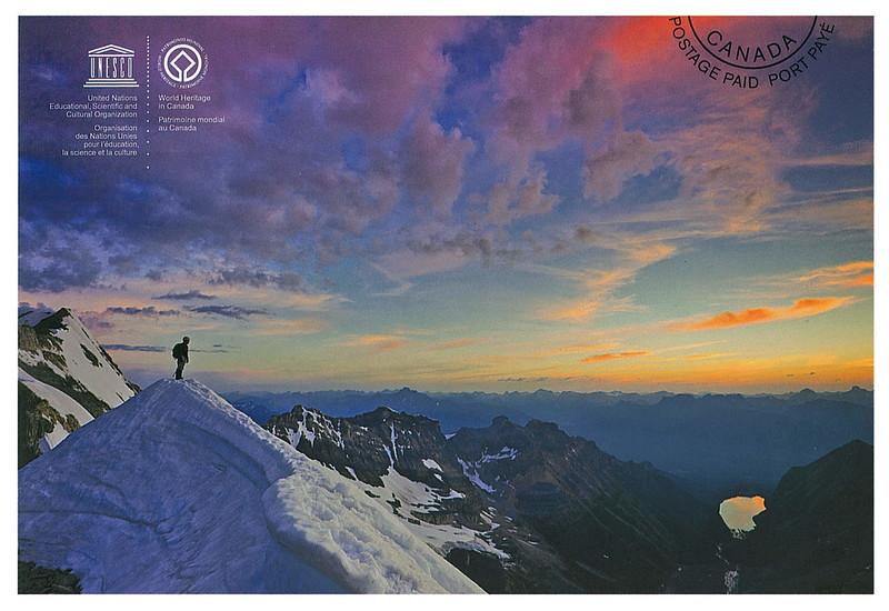 Canada - UNESCO - Canadian Rocky mountain park