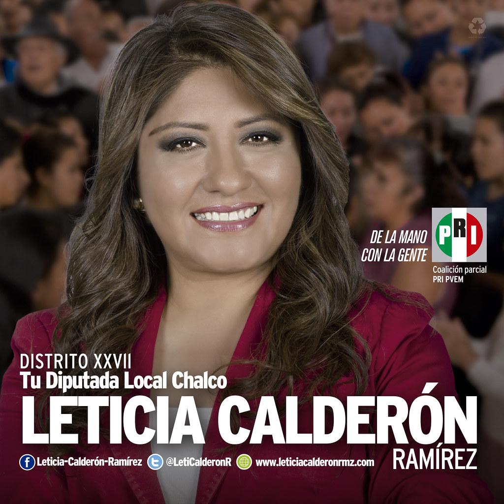 Leticia Calderón Ramírez