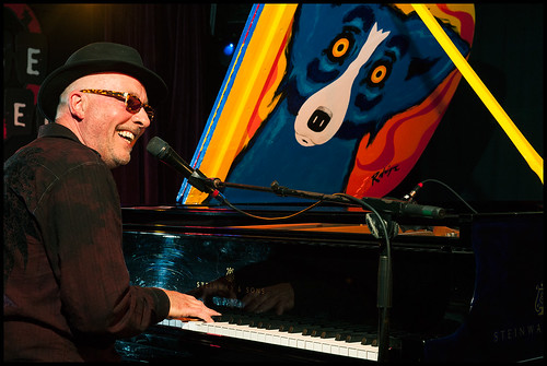 Bob Andrews at Piano Night 2015. Photo by Ryan Hodgson-Rigsbee (rhrphoto.com)