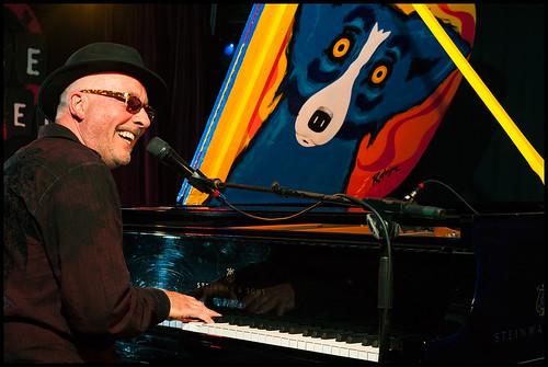 Bob Andrews at Piano Night 2015. Photo by Ryan Hodgson-Rigsbee (rhrphoto.com)