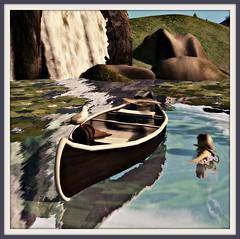 Chez Moi Canoe multiscene NEW