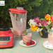 KitchenAid Diamond Blender and my Strawberry Mint Kefir & Hemp Smoothies