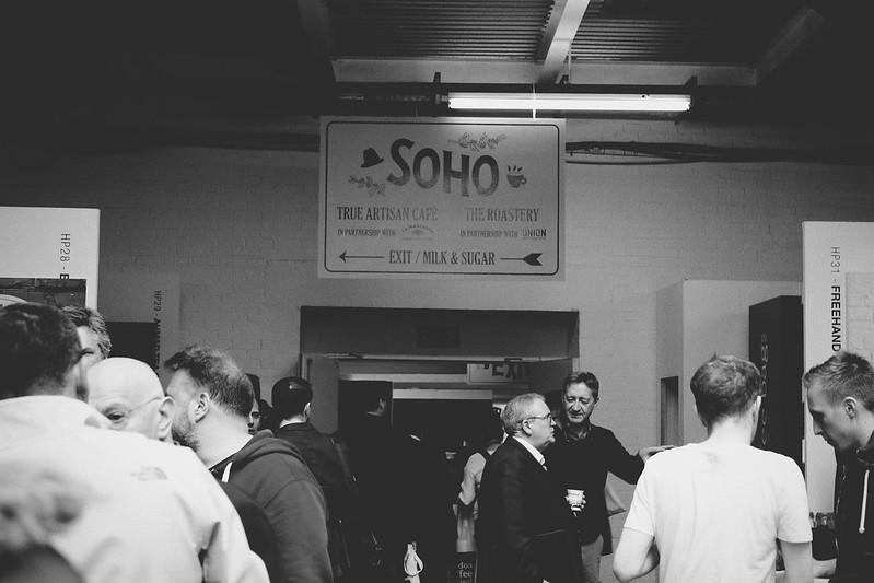 London Coffee Festival Soho