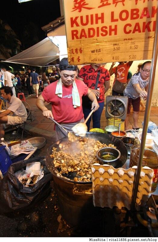 馬來西亞 馬六甲好玩 雞場街 雞場街夜市 地理學家咖啡館48