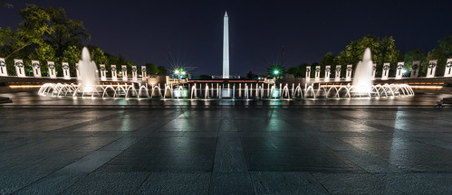 The World War II Memorial by Geoff Livingston