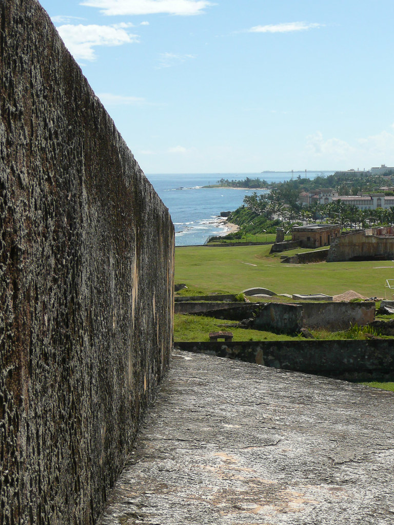 Views of San Juan from Fort San Cristobal