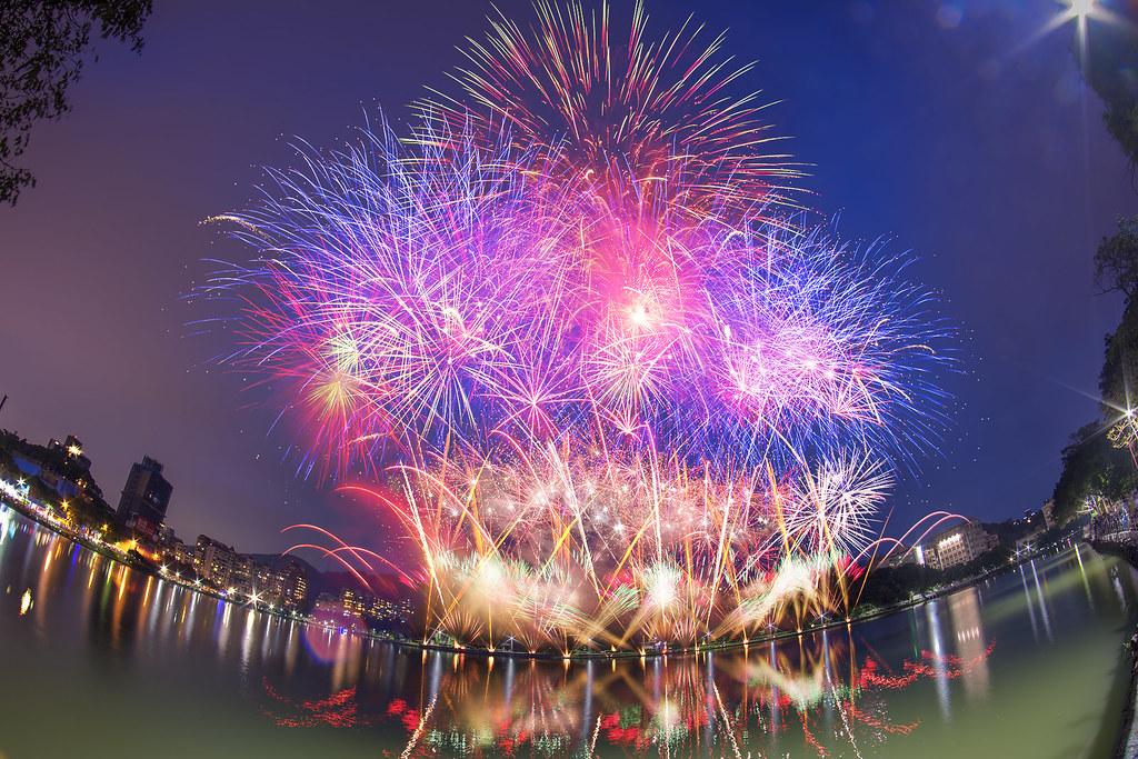 內湖媽祖煙火藝文祭