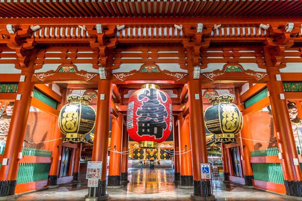 Sensoji - Asakusa Kannon Temple