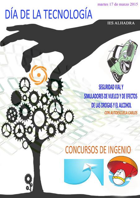 CARTEL DIA DE LA TECNOLOGIA 17-3-15