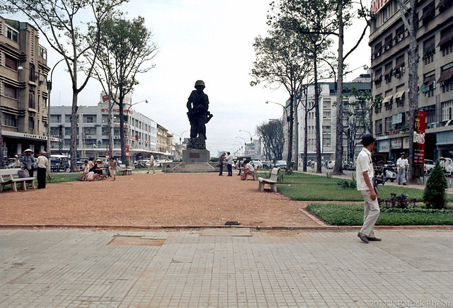 SAIGON 1968 - Photo by J. Patrick Phelan