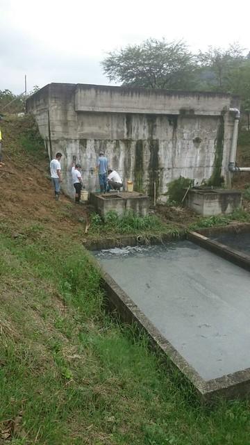 Aguas del Chuno soluciona problemas en la laguna de Convento