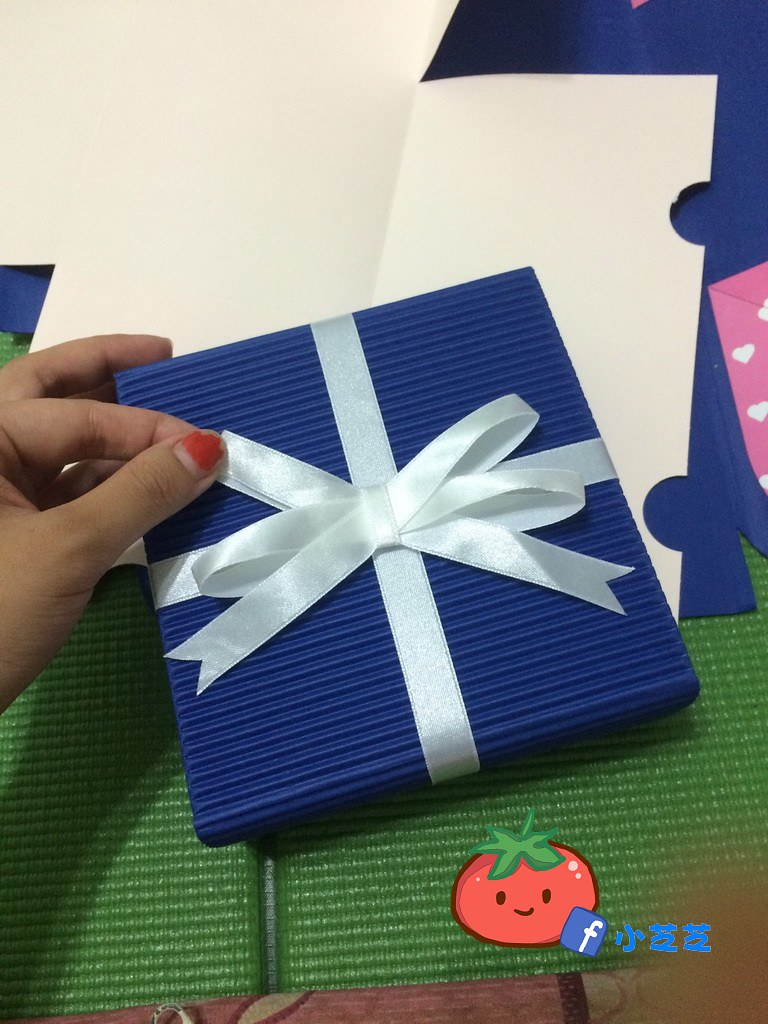 愛禮物-手作回憶禮物盒