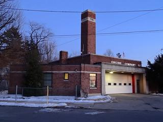 PFD Pipeline 52 Station