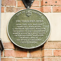 Photo of Green plaque number 39347