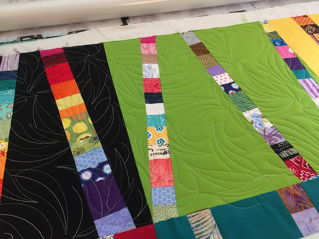 Bamboo Quilting