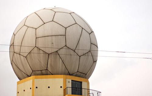 A giant ball